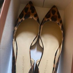 Marc fisher shoes size 6.5 flats